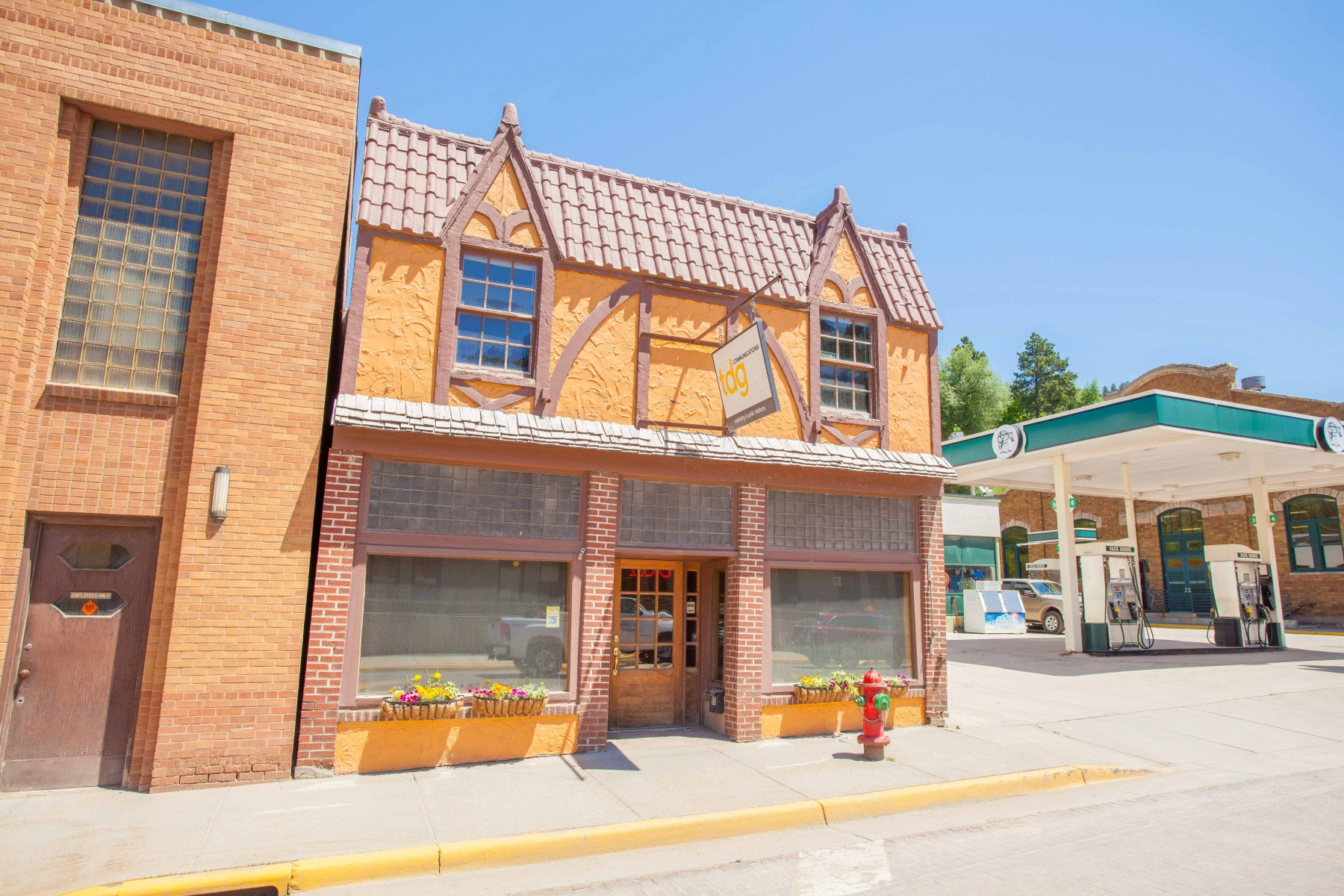 Swanky Office Building in Deadwood