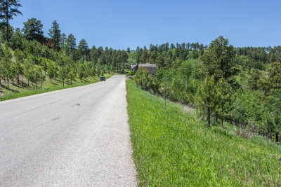 1.18 acres in the Hearst Subdivision