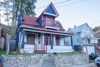 Historic Deadwood Home with 4 bedrooms