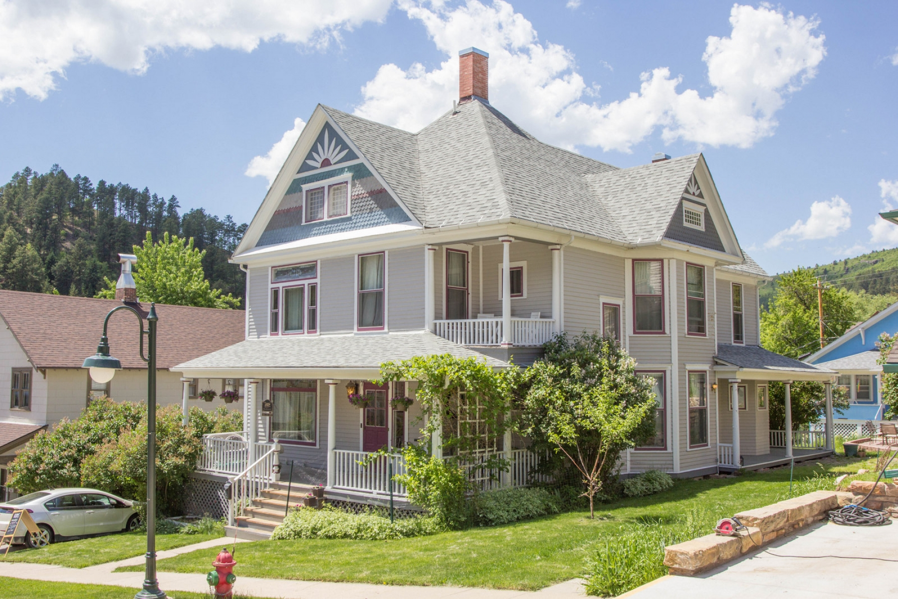 The 1899 Inn - Boutique Deadwood Bed & Breakfast