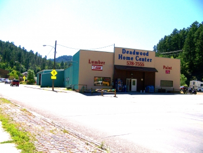 Deadwood Commercial Building and Land