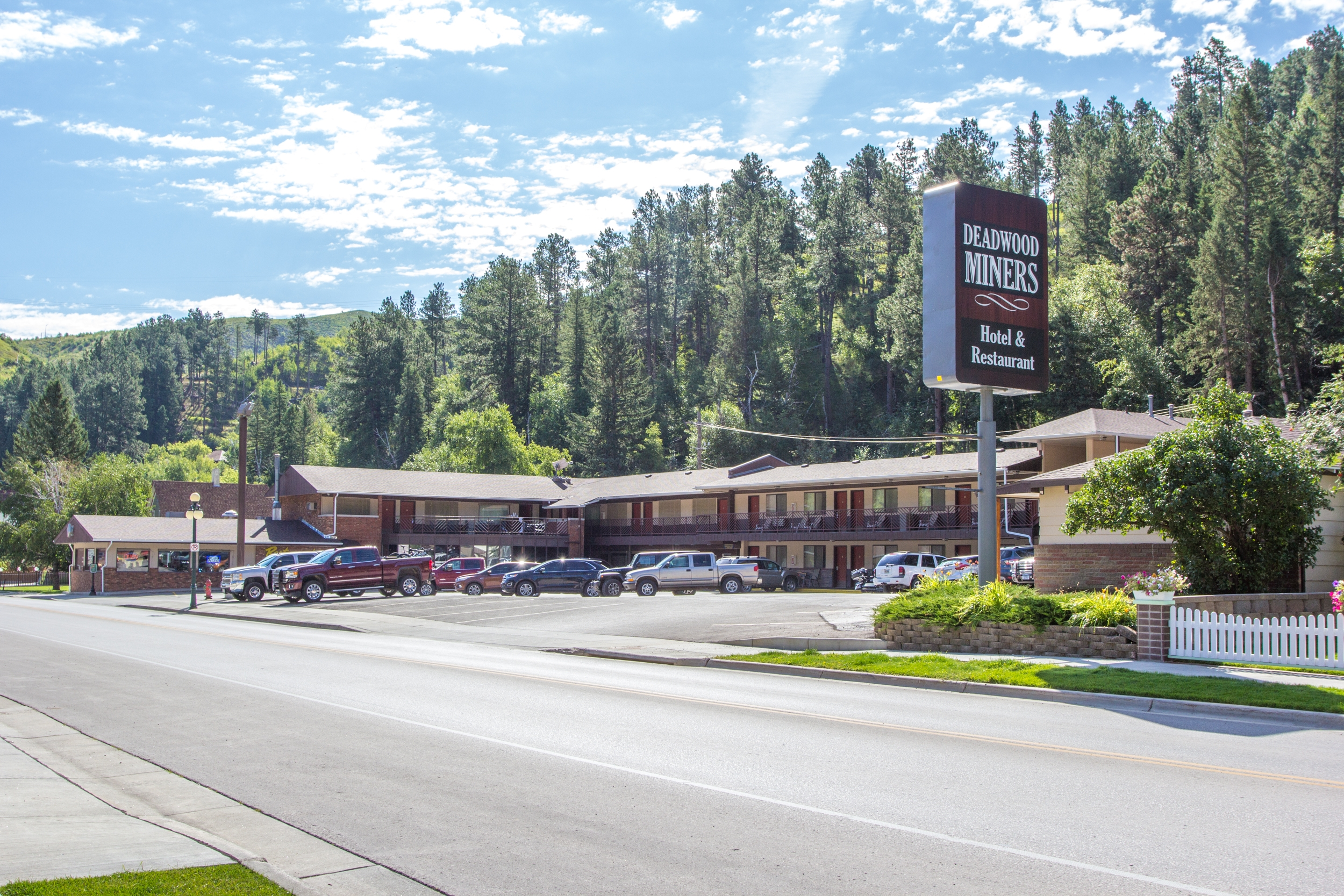 Deadwood Gaming Hotel with 48 Rooms