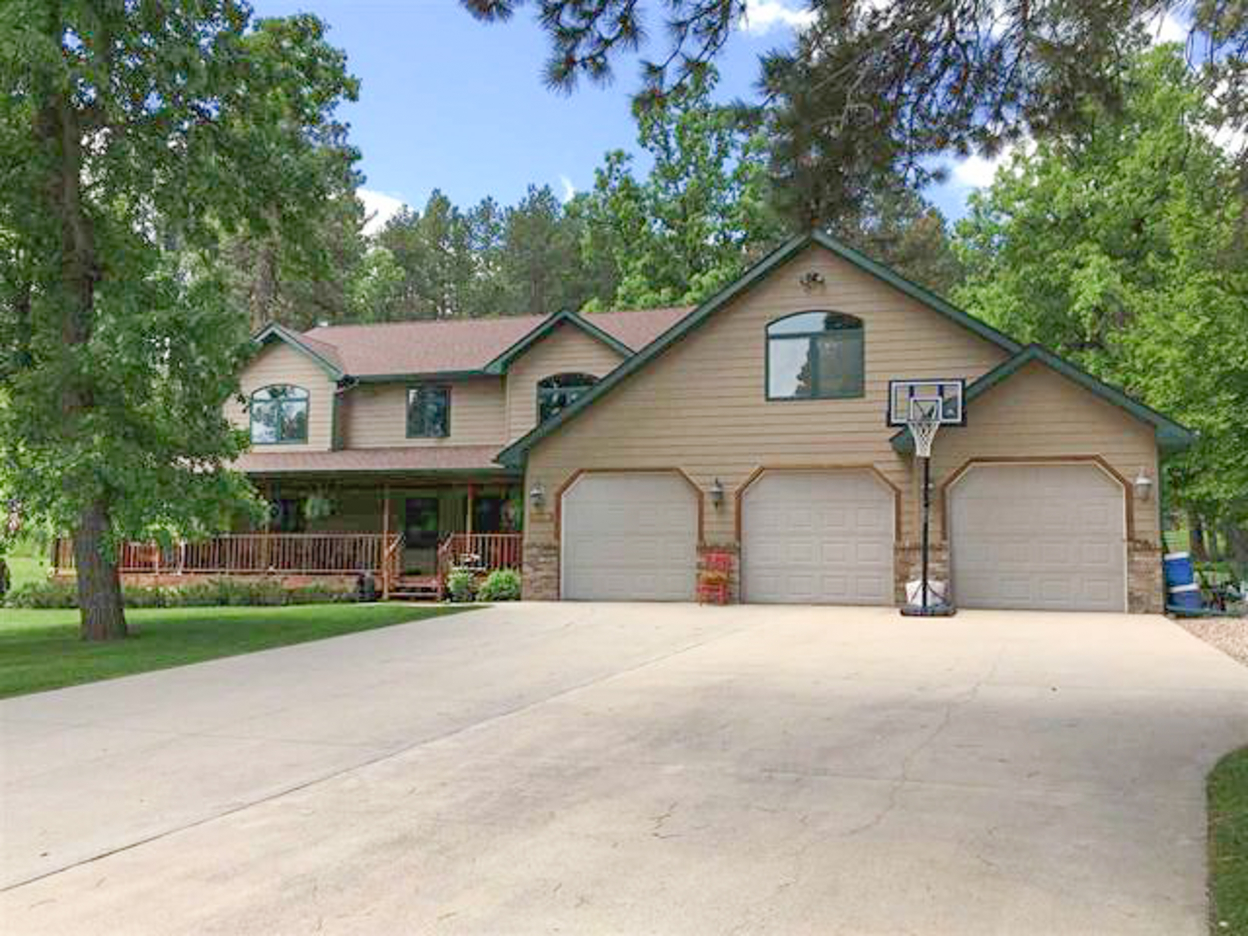 Boulder Canyon Subdivision home on 1.21 Acres
